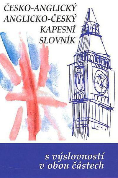 Kapesní česko-anglický slovník