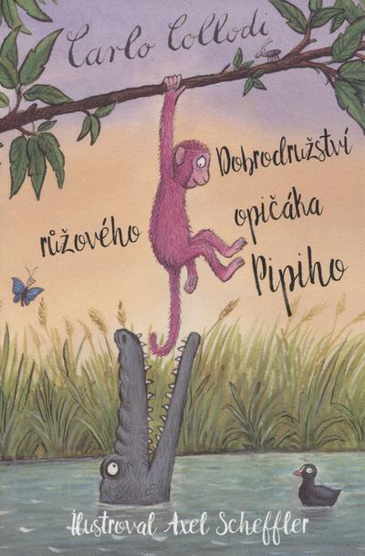 Dobrodržství růžového opičáka Pipiho