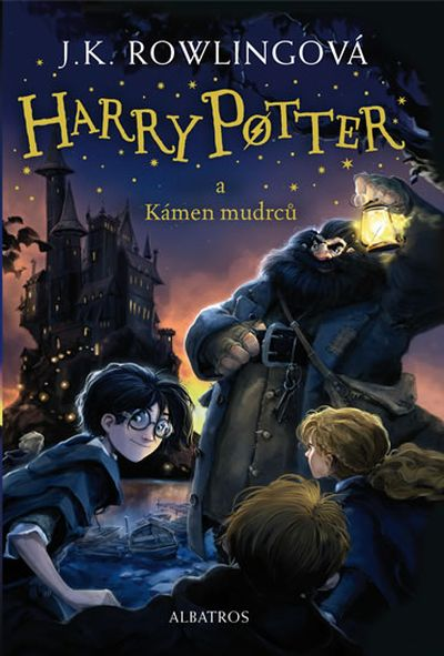 Harry Potter a Kámen mudrcu