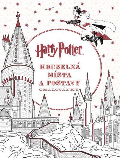 Harry Potter - Kouzelná místa a postavy