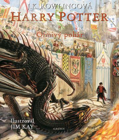 Harry Potter a Ohnivý pohár jiné vydání
