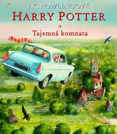 Harry Potter - A tajemná komnata (ilustrované vydání)