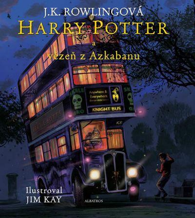 Harry Potter a vězeň z Azkabanu (ilustrované vydání)