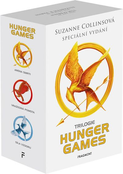 Hunger Games - kolekce trí dílu