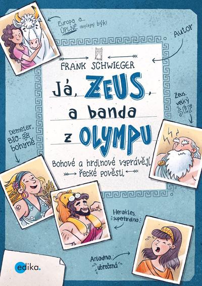 Já Zeus a banda z Olympu