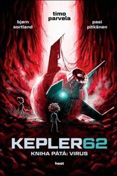 Kepler 62 kniha pátá: Virus