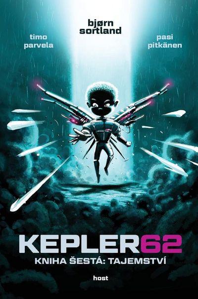 Kepler 62 kniha šestá: Tajemství