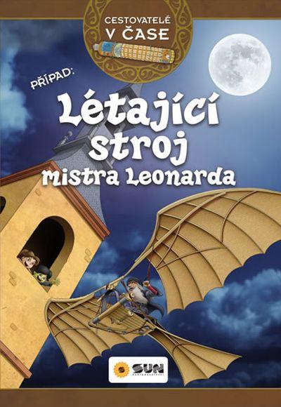 Cestovatelé v čase případ: létající stroj mistra Leonarda