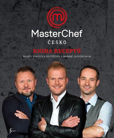 MasterChef Česko - Kniha receptů