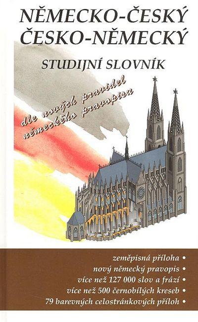 Něměcko-český studijní slovník