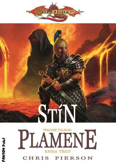 Stín plamene - Dragonlance Taladas III