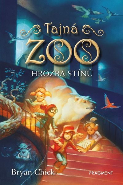 Tajná Zoo - Hrozba stínů