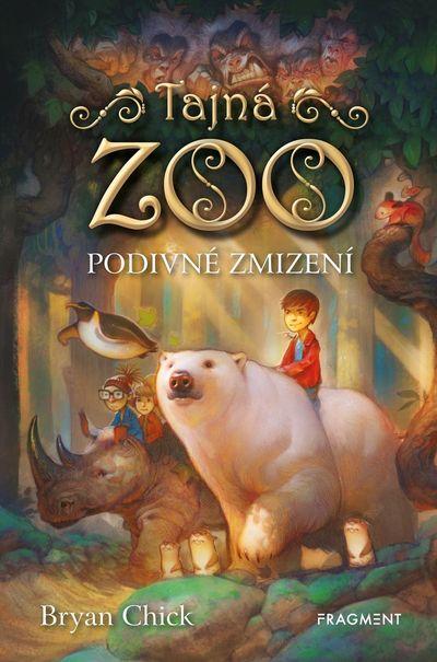 Tajná Zoo - Podivné zmizení
