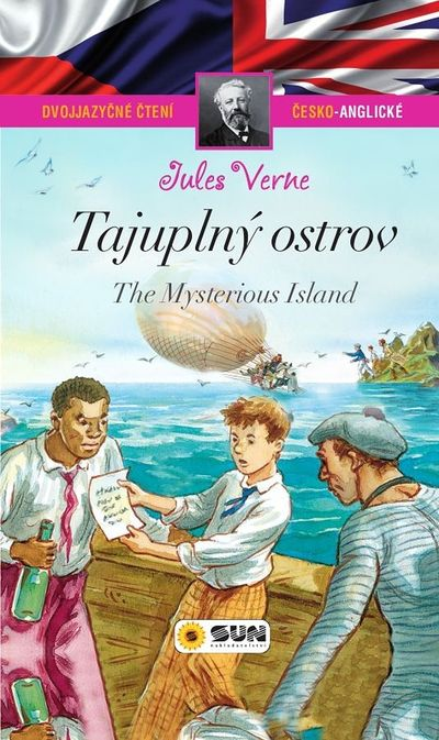 Tajuplný ostrov - The Mysterious Island Čj/Aj