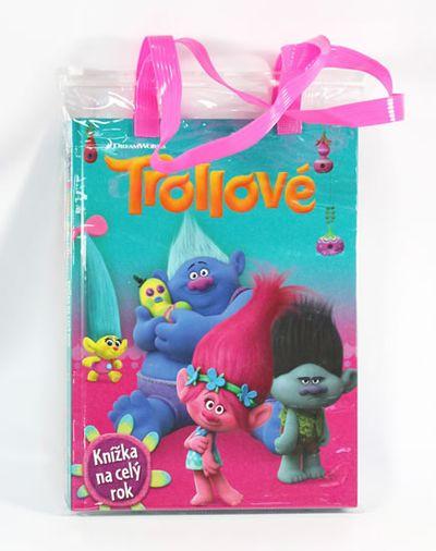 Trollové - taška plná příběhů