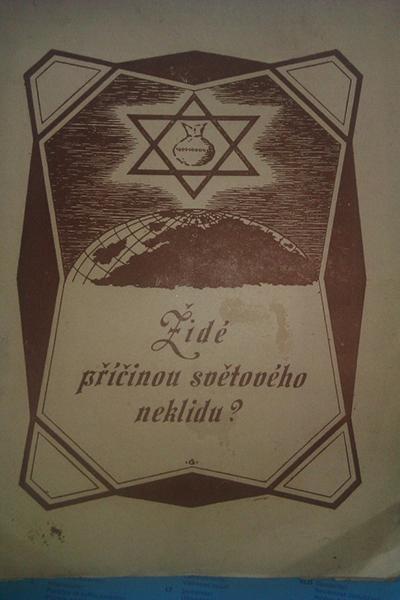 Židé příčinou světového klidu