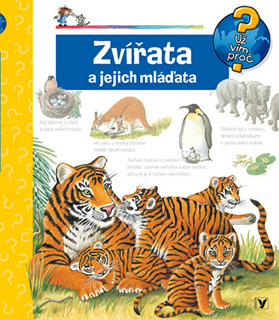 Zvířata a jejich mláďata